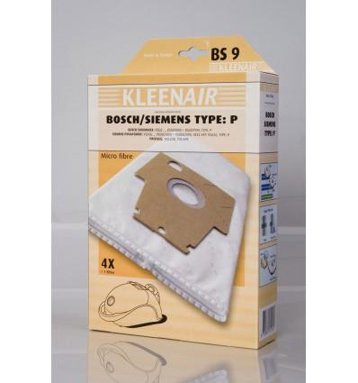 Kleenair BS 9 Støvsugerpose Bosch/Siemens P