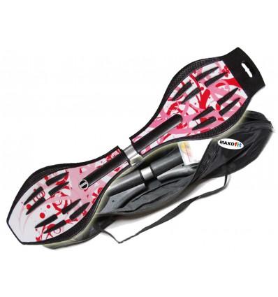 Waveboard MAXOfit® Pro XL Lena, op til 95kg, med LED hjul